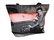 Elvis Tote Bag W/Car | Apparel