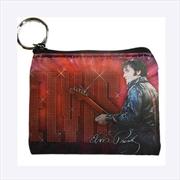 Elvis 68 Key Chain Coin Purse | Apparel