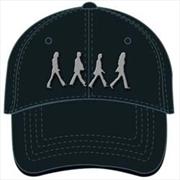 Abbey Road Silver Baseball Cap | Apparel