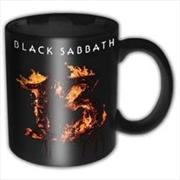 Black Sabbath 13 Boxed Mug | Merchandise