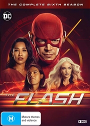Flash - Season 6, The | DVD