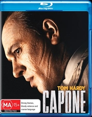 Capone | Blu-ray