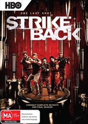 Strike Back - Season 7 | DVD