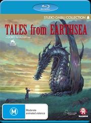 Tales From Earthsea | Blu-ray