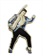Elvis Metal Sign Bss Diecut | Merchandise