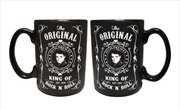 Elvis Mug Black And White | Merchandise