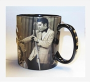 Elvis Mug Embossed Mug | Merchandise
