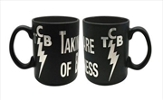 Elvis Mug Tcb Metallic | Merchandise