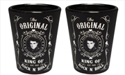 Elvis Shot Glass | Merchandise