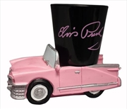 Elvis Shot Glass Car Base | Merchandise