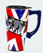 Fab 4 Crossing Travel Mug | Merchandise