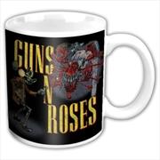 Guns N Roses Appetite Mug | Merchandise