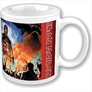Iron Maiden Wicker Man Mug | Merchandise