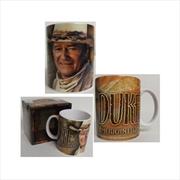 John Wayne American Legend Mug | Merchandise