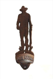 John Wayne Bottle Opener 2 | Merchandise