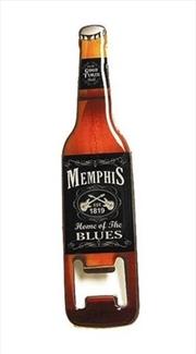 Memphis Magnet Bottle Opener | Merchandise