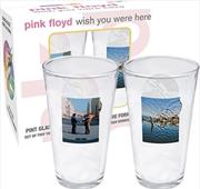 Pink Floyd Pint Glasses | Merchandise