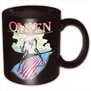 Queen Usa Mistress Mug | Merchandise