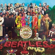 Sgt Peppers Metal Wall Sign   Merchandise
