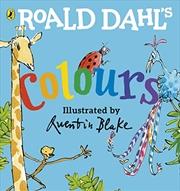 Roald Dahl's Colours | Hardback Book