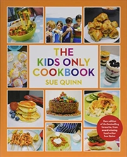 The Kids Only Cookbook | Paperback Book