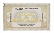 Harry Potter - Hogwarts Express Ticket | Merchandise