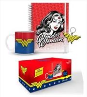 DC Comics - Wonder Woman Gift Set | Merchandise
