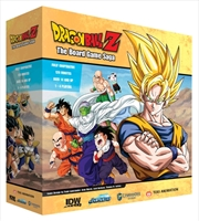 Dragon Ball Z - The Board Game Saga | Merchandise