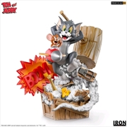 Tom & Jerry - Prime Scale 1:3 Statue | Merchandise