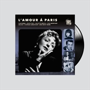 L'Amour A Paris | Vinyl