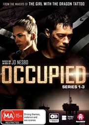 Occupied - Series 1-3 | Boxset | DVD