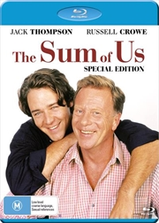 Sum Of Us - Special Edition, The | Blu-ray
