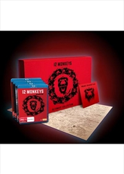 12 Monkeys | Complete Collection - Super Deluxe Edition | Blu-ray
