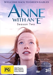 Anne With An E - Season 2 | DVD