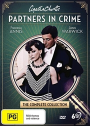 Agatha Christie's Partners In Crime | Complete Series | DVD