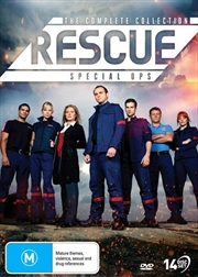 Rescue Special Ops | Complete Collection | DVD