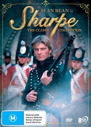 Sharpe | Classic Collection | DVD