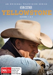 Yellowstone - Season 1-2 | Blu-ray