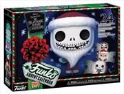 Nightmare Before Christmas - Pocket Pop! Advent Calendar | Pop Vinyl
