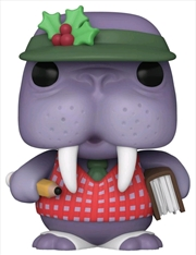 Peppermint Lane - Tusky Ledger Pop! Vinyl | Pop Vinyl