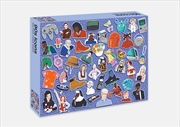 90's Icons 500 Piece Jigsaw Puzzle | Merchandise