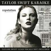 Taylor Swift Karaoke - Reputation | CD