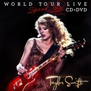 Speak Now World Tour Live | CD