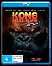 Kong - Skull Island | Blu-ray