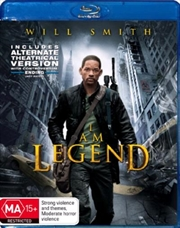I Am Legend | Blu-ray