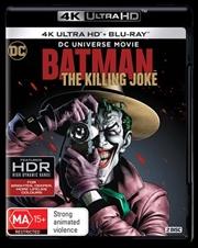 Batman - The Killing Joke | Blu-ray + UHD | UHD