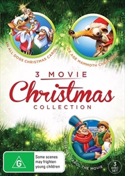 Christmas 3 Movie | Collection | DVD