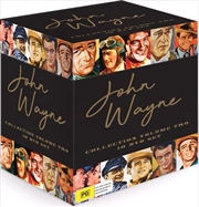 John Wayne - Vol 2 | Collection | DVD
