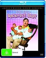 Rock-A-Bye Baby | Blu-ray