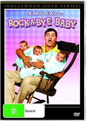 Rock-A-Bye Baby | DVD